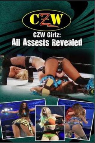 CZW Girlz All Assets Revealed 720p SDTV -WH
